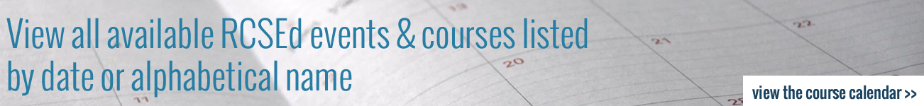 Events & Courses Search Results | Edinburgh OSCE MRCS Preparation