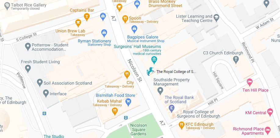 home the royal college of surgeons of edinburgh