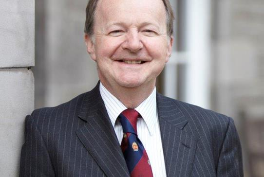 New RCSEd President Elected - Read more