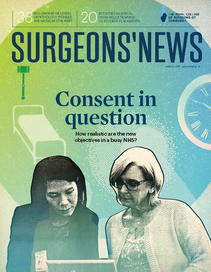 Surgeons' News March 2017