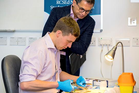 RCSEd Surgical Skills Competition Final 2017
