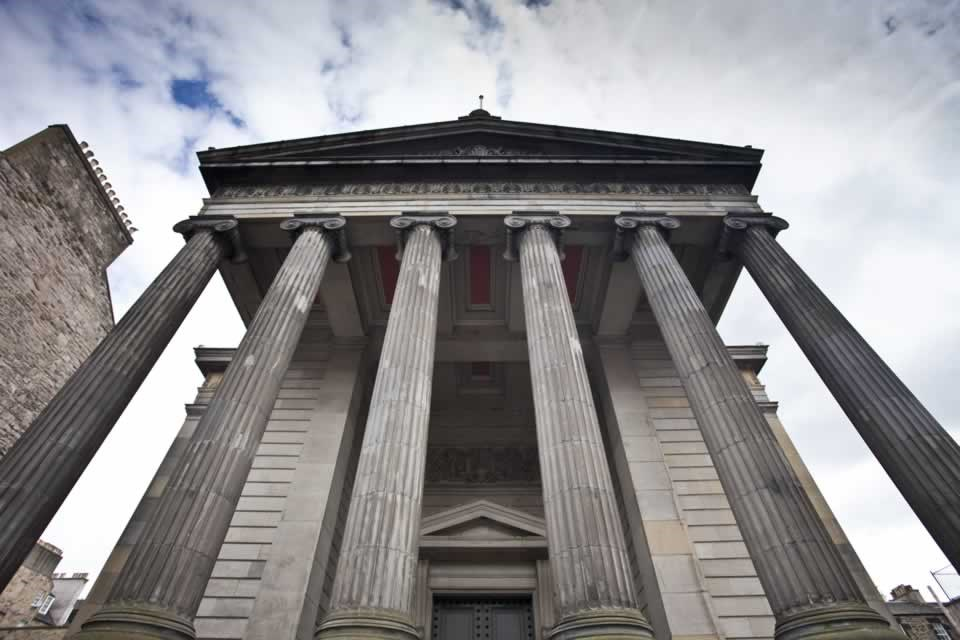 RCSEd Playfair Building
