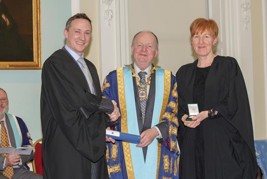 First Dundas Medal Awarded To Specialist Palliative Care Team In Glasgow - Read more