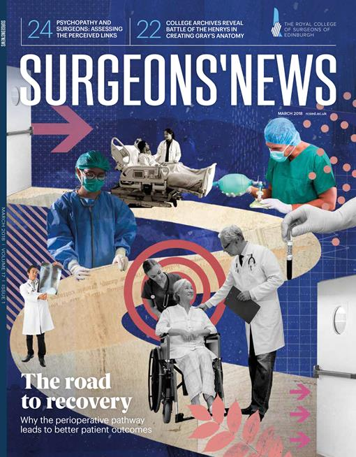 Surgeons' News March 2018