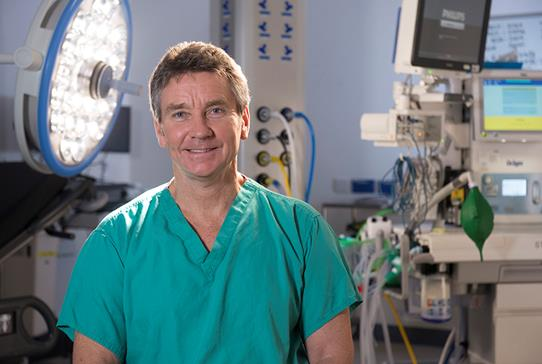 Making the Cut: Newcastle Surgeon Takes Leadership Role - Read more