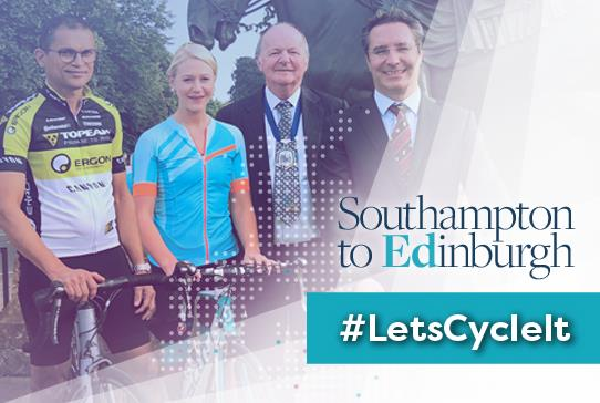 Cyclists Make the Cut - Read more