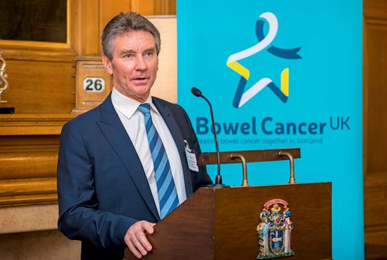 Bowel Cancer UK Launch Appeal to Boost Surgical Research in Scotland - Read more