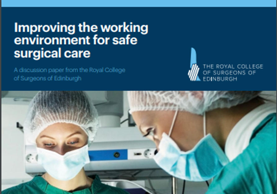 RCSEd welcomes GMC announcement regarding annual national ...