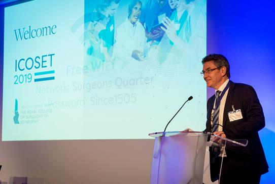 Caring for our trainees, who are the future of surgery – RCSEd President - Read more
