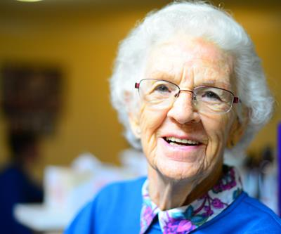 Smiling Matters - Oral Health Care in Care Homes