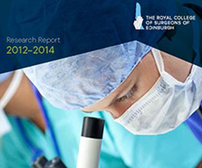 Download the Research Report 2012-2014