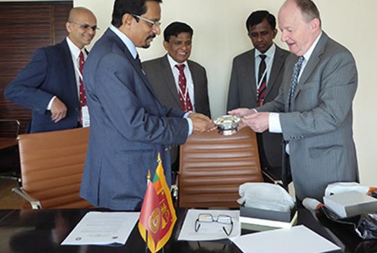 RCSEd Re-signs Memorandum of Understanding with The College of Surgeons of Sri Lanka - Read more