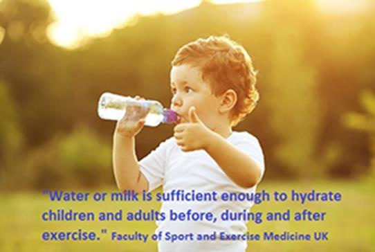 Regular Consumption of Sports Drinks are a Risk to Children's Health - Read more