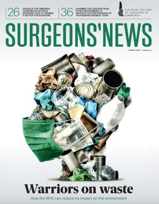 Surgeons' News March 2020