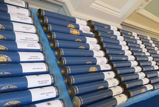 Special Awards at RCSEd Diploma Ceremony 13 March 2020 - Read more