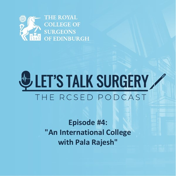 "Episode #4: ""An International College with Pala Rajesh"""
