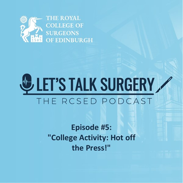 "Episode #5: ""College Activity: Hot off the Press!"""