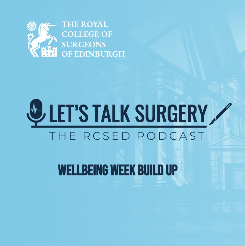 "Episode #13: ""Wellbeing Week Build Up"""