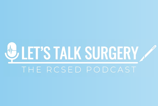 Let's Talk Surgery Podcast Series