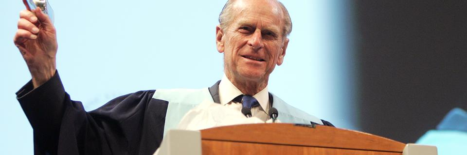 RCSEd Saddened by the Passing of Patron, HRH Prince Philip