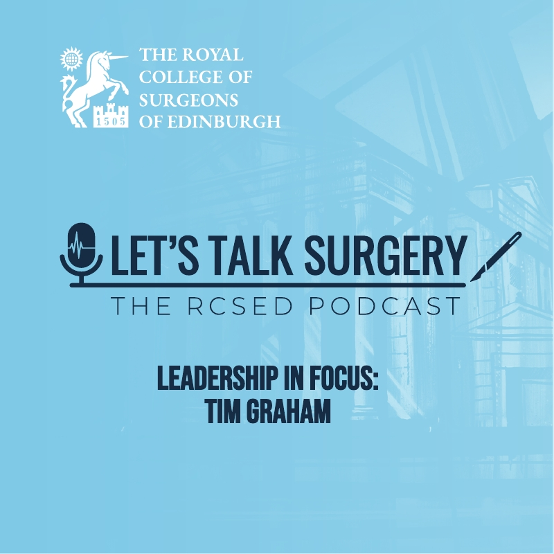 "Episode 24: ""Leadership in Focus - Tim Graham"""
